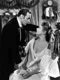 Gaslight, from Left, Charles Boyer, Ingrid Bergman, 1944 Photo