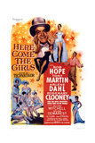 Here Come the Girls, 1953 Print