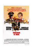 Massacre in Rome, from Left: Richard Burton, Marcello Mastroianni, 1973 Posters
