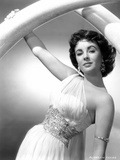 Elephant Walk, Elizabeth Taylor, in a Dress by Edith Head, 1954 Photo