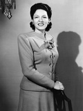 Enemy Agents Meet Ellery Queen, Gale Sondergaard, 1942 Photo