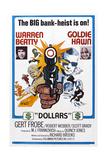 $, (Aka Dollars), from Left: Warren Beatty, Goldie Hawn, 1971 Prints