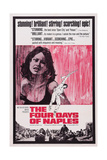 The Four Days of Naples, Lea Massari, 1962 Prints
