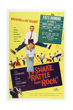 Shake, Rattle and Rock!, 1956 Posters