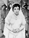 Ivanhoe, Elizabeth Taylor, 1952 Photo