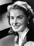 Ingrid Bergman, Late 1940s Photo