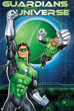 "Green Lantern: Green Lantern: ""Guardians of the Universe"" Prints"