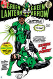 Justice League: Green Lantern and Green Arrow 87 (Color) Prints