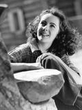 Courage of Lassie, Elizabeth Taylor, 1946 Photo