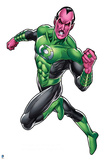 Green Lantern: Green Lantern: Sinestro Action Pose Posters