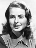 Ingrid Bergman, 1949 Photo