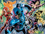 Green Lantern: Blackest Night Protagonists (Color) Posters
