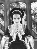 The Private Life of Henry Viii, Merle Oberon as Anne Boleyn, 1933 Prints