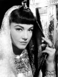 The Ten Commandments, Anne Baxter, 1956 Photo