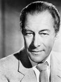The Happy Thieves, Rex Harrison, 1961 Photo