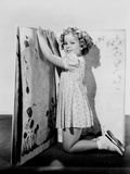 Shirley Temple, Ca. 1936 Photo