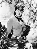 Saratoga Trunk, Ingrid Bergman, 1945 Photo