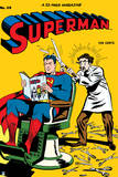 Superman: Superman No. 38 (Color) Print