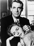 Indiscreet, from Top, Cary Grant, Ingrid Bergman, 1958 Photo
