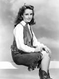 Elizabeth Taylor, Ca. 1945 Photo