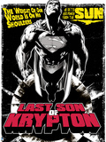 Superman: Superman: Last Son of Krypton (Color) Posters