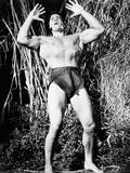 Tarzan's Fight for Life, Gordon Scott, 1958 Photo