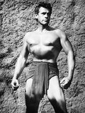 Maciste at the Court of the Great Khan, Gordon Scott, 1961 Photo