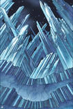 Superman: Ice Background Posters