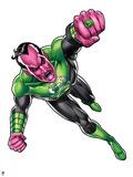 Green Lantern: Green Lantern: Sinestro Prints