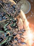 Green Lantern: Green Lantern Enemies 2 (Color) Posters