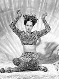 Night in Paradise, Merle Oberon, 1946 Print