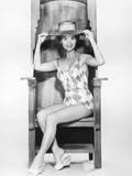 Debbie Reynolds, 1950s Photo