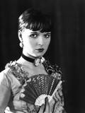 The Spaniard, Louise Brooks, 1925 Photo