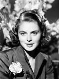 Ingrid Bergman, 1941 Poster