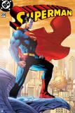 Superman: Superman No. 204 (Color) Posters
