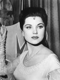 Prince Valiant, Debra Paget, 1954 Plakat