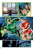 Green Lantern: Green Lantern and Flash (Color) Prints