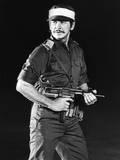 Raid on Entebbe, Charles Bronson, 1976 Photo