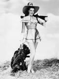 Janis Paige, Circa 1947 Photo af Bert Six