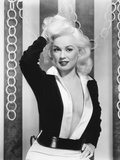 High School Confidential, Mamie Van Doren, 1958 Photo