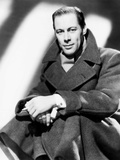 Night Train to Munich, (Aka Night Train), Rex Harrison, Paul Henreid, 1940 Photo