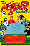 Justice League: All Star No. 3 (Color) Prints