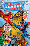 Justice League: Justice League America No 137 (Color) Poster