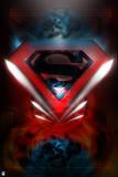 Superman: Superman Logo Design Prints