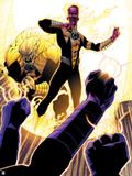 Green Lantern: Green Lantern: Sinestro and Kiloton (Color) Posters