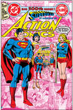 Superman: Superman's Action Comics Cover - the Big 500th Issue Prints