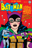 Batman: Cover Catwoman at the Top Posters