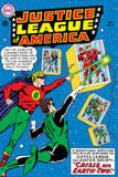 Justice League: Justice League America No 22 (Color) Posters