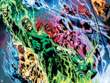 Green Lantern: Blackest Night: Green Lantern with Allies (Color) Prints
