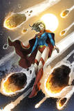 Superman: Supergirl in Space Posters